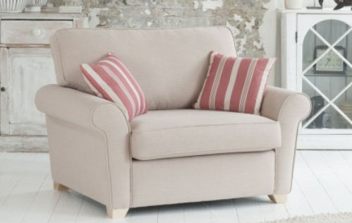 Alstons Salcombe Snuggler Chair Bed Buy Online At
