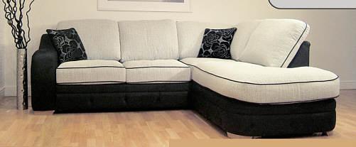 Buoyant corner sofabed