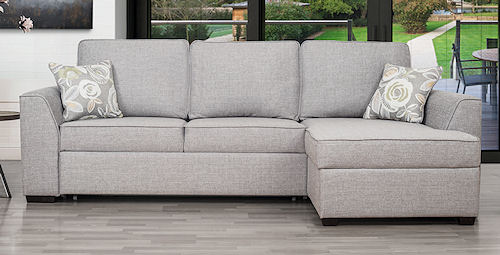 Lincoln Corner Sofa Bed With Storage Buy Online