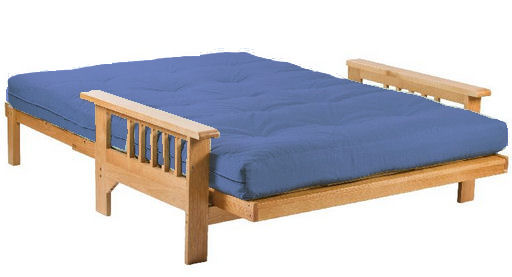 Prism Compact Futon Sofa Bed