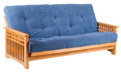 bombay 3 seater futon sofa bed