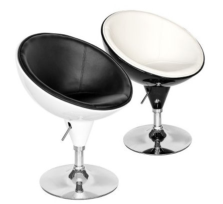 febland swivel pod chair