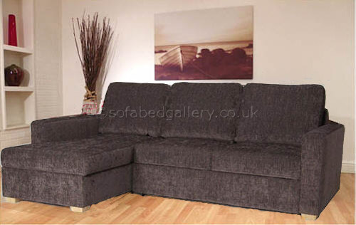 Penthouse Corner Sofabed With Storage L Shaped Sofa Bed