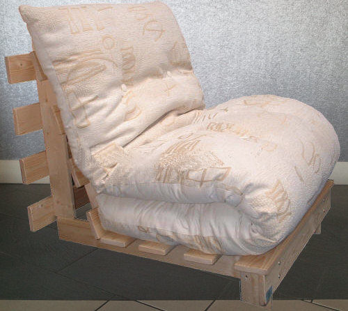 Aikido Luxury Futon Chair Bed Buy Today