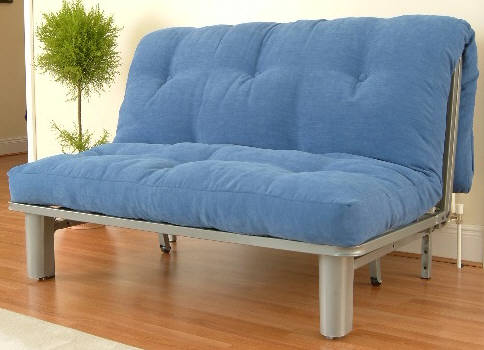 Moscow metal futon sofa bed