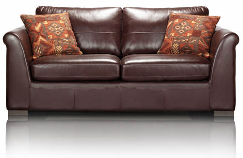 Gainsborough Leather Sofa Bed Sofabeds