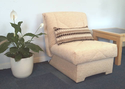 Gainsborough Aztec Chair Bed Buy At Sofabed Gallery Uk