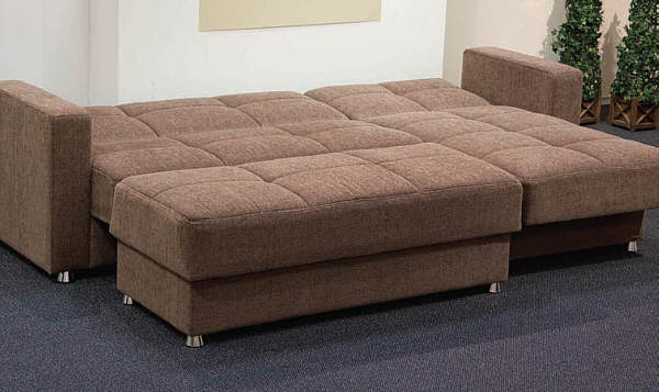 Malaga luxury corner sofa bed sofabed l shaped with storage for Sofas malaga