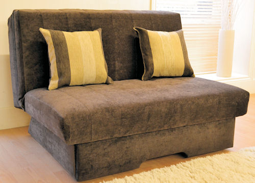 Presto small compact sofa bed sofabed gallery for Compact sleeper sofa