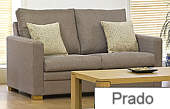 Prado metal action sofa bed