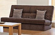 chicago clic clac sofa bed with storage