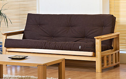 newcastle futon sofa bed