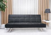 rialto leather sofa bed