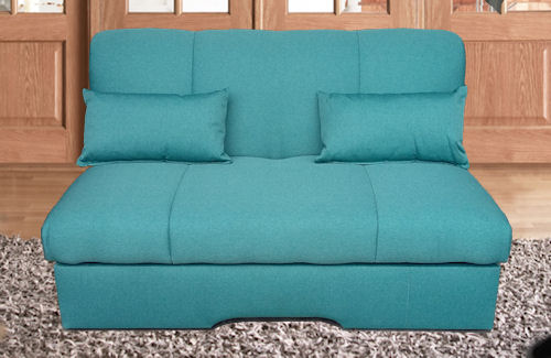Scholar 2 Seater Compact Small Narrow Sofa Bed