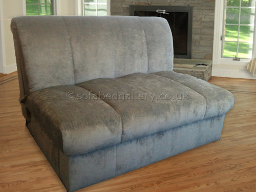 Scholar 2 Seater Compact Small Narrow Sofa Bed