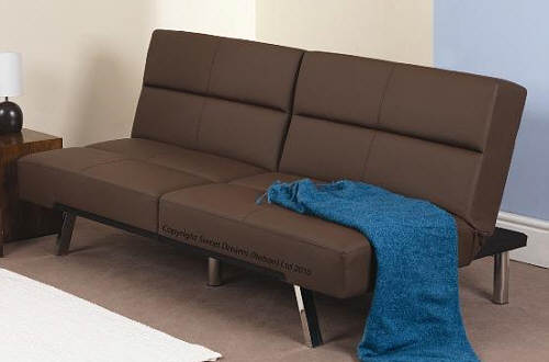 Persian Click Clack Sofa Bed